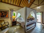 A very special spot to remember the Bali of old. Guests never want to leave  and many do return.