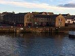 Pitgaveny Quay - Entrance to No8.