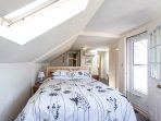 Master Bedroom with Queen opens to deck with gorgeous views