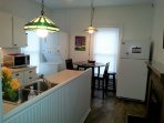 Full Kitchen with Washer-Dryer