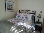 BR#2 Full bed with gel-foam topper