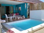 #one bedroom Villa #Private plunge pool
