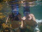 endless snorkeling!