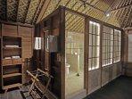 Rumah Shoji~ Upstairs bath!