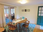 view of dining room-13 Marlin Road South Harwich Cape Cod New England Vacation Rentals
