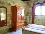 Other side of MARGIA holiday house double bedroom