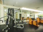 Quadra Alea fitness center