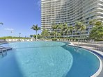 Enjoy a luxurious beachfront location and lounge poolside at this Marco Island vacation rental condo!