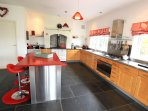 The Lindens Croyde Holiday Cottages Plenty of Kitchen Space