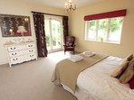 The Lindens Croyde Holiday Cottages Master Bedroom