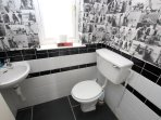 The Lindens Croyde Holiday Cottages Separate WC