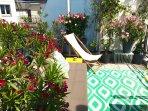 Duplex with terrace overlooking Paris