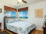 Great ocean views enjoy the sound of the rolling waves as you drift to sleep