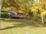Going to Blue Ridge/Appalachian Mountains? Book our fun Boone, North Carolina cabin on this site!