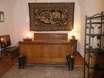 Votre chambre...d'inspiration exotique avec lit en 160 (2 matelas)