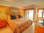 Ground Level Master Bedroom
