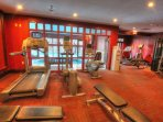 Very Cool Workout Room