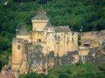 La forteresse de Castelnaud