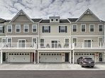Escape to Ocean City at this 3-bedroom, 3.5-bath vacation rental townhome!