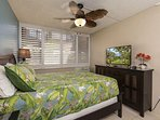 #8-310 Bedroom with shutters