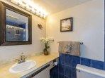 #8-310 Master bathroom with vanity lights