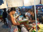 Visit the Night Markets on the island