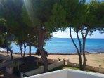 Angolo di Paradiso a Gallipoli,  spiaggia di Rivabella