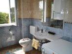 Main bathroom lower floor