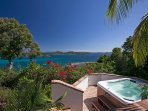 Coral Bay, St. John VI - Magical Villa for Couples or Small Families - Astral Ridge