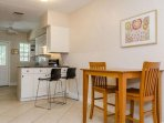 This sweet property is immaculate, comfortable and in a wonderful location.