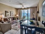 Majestic Sun 1008B - Open Living and Dining Areas