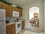 Modern appliances make cooking at home a breeze.