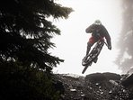 Whistler Bike Park has something for every level of rider.