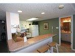 Kitchen and Downstairs Bath