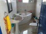luxurious full bathroom penthouse