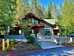 Tahoe Donner Amentities