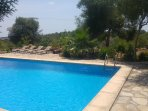 swimming pool 12 x 6 metters