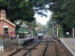 Local steam railway