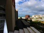 Gulf View from Condo