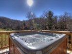 4-Person Hot Tub