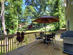 Outdoor Dining & Grill