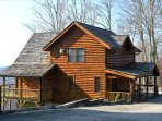 Black Bear Lodge at Scenic Wolf