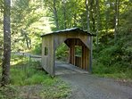 Covered Bridge with 8 Foot Clearance