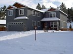 A superb home across from Tethrow Golf Course,