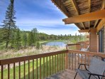 Experience 'Up North' like a local when you stay at this 2-bedroom, 1-bath vacation rental condo that comfortably...