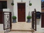 Striking Entrance to a luxurious Villa