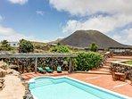 Apartamento Amanecer, Con Vistas al Volcán y Piscina