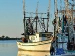 1 of the Joe Patti seafood boats