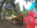 Northstar Summer downhill bike course is awesome!