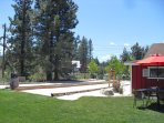 Truckee River Winery for Wine and Bocce Ball